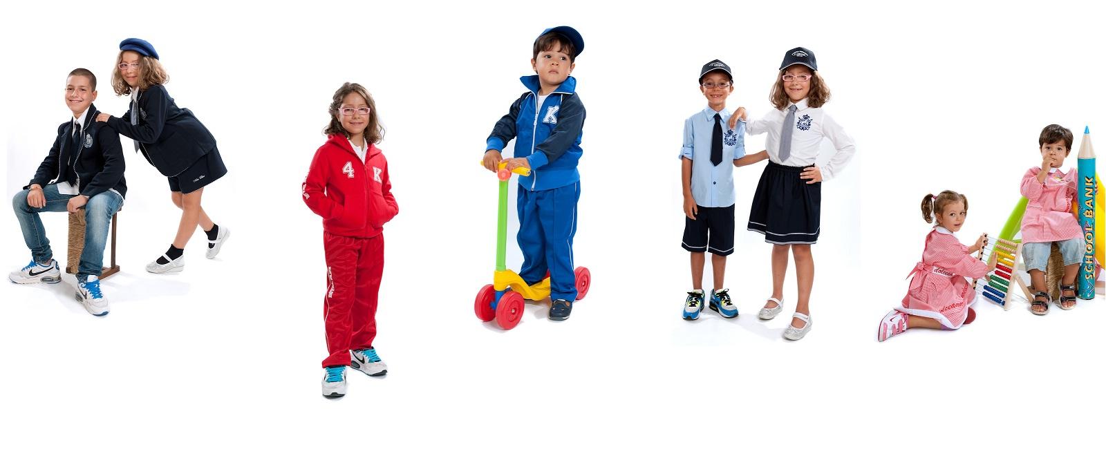 Produzione e forniture abbigliamento scolastico